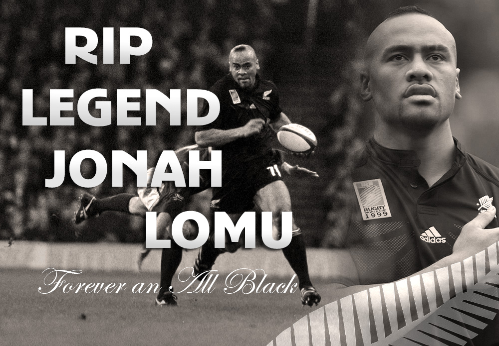 """Another legend has left, but will live on within memories."" NZS"